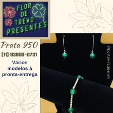 Flor de Trevo Presentes – Semi-Joias