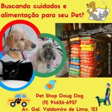 Pet Shop Doug Dog